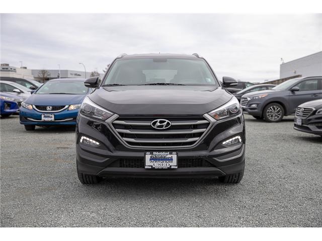 2016 Hyundai Tucson Premium (Stk: JF289687A) in Abbotsford - Image 2 of 28