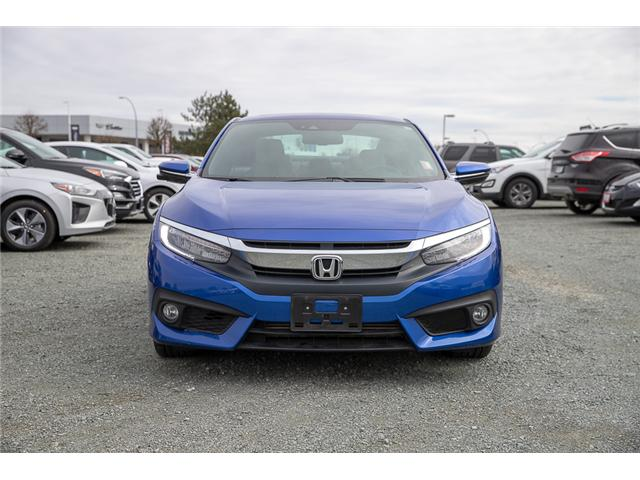 2017 Honda Civic Touring (Stk: AH8811) in Abbotsford - Image 2 of 26