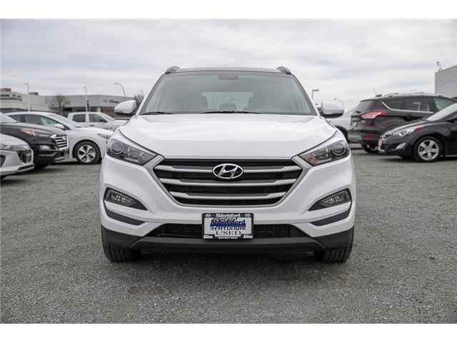 2018 Hyundai Tucson SE 2.0L (Stk: KT845560A) in Abbotsford - Image 2 of 28