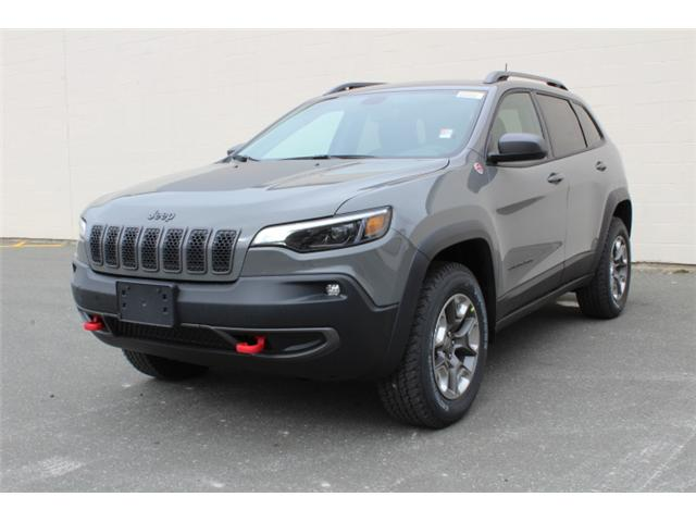 2019 Jeep Cherokee Trailhawk (Stk: D384734) in Courtenay - Image 2 of 30