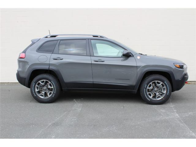 2019 Jeep Cherokee Trailhawk (Stk: D384734) in Courtenay - Image 26 of 30