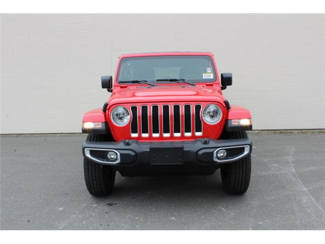 2019 Jeep Wrangler Unlimited Sahara (Stk: W578679) in Courtenay - Image 24 of 29
