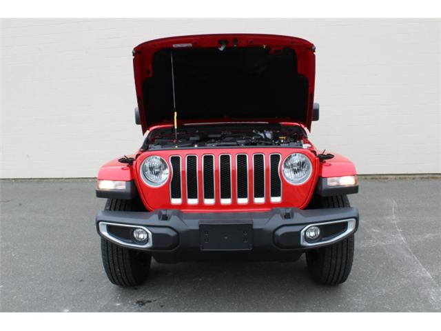 2019 Jeep Wrangler Unlimited Sahara (Stk: W578679) in Courtenay - Image 28 of 29