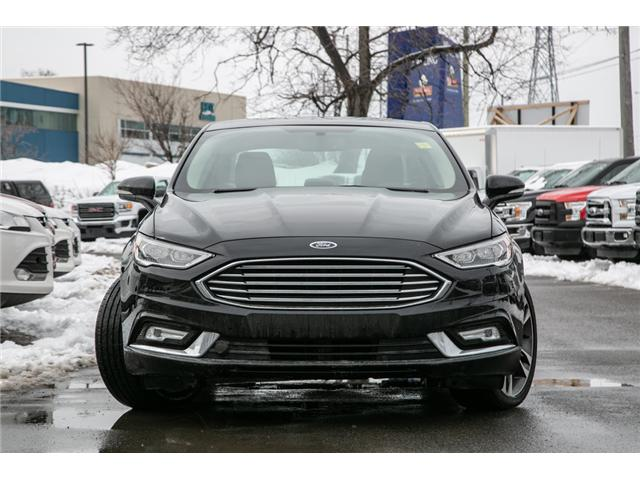 2018 Ford Fusion TITANIUM AWD-LEATHER-POWER ROOF-LOADED (Stk: 947850) in Ottawa - Image 2 of 30