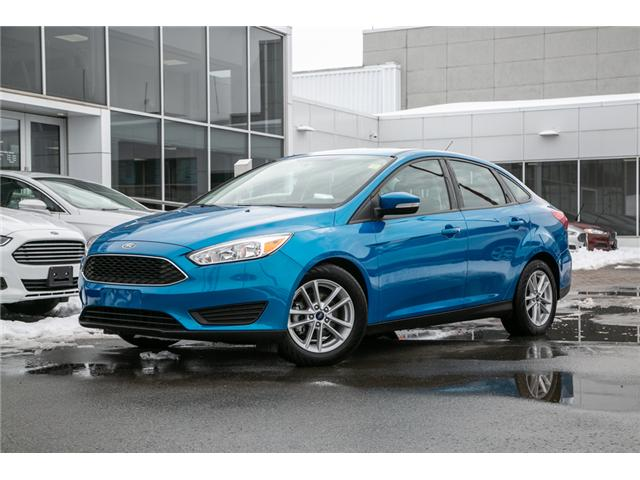 2017 Ford Focus SE 16,000 KMS-AUTO-AIR-HEATED SEATS (Stk: 947890) in Ottawa - Image 1 of 26