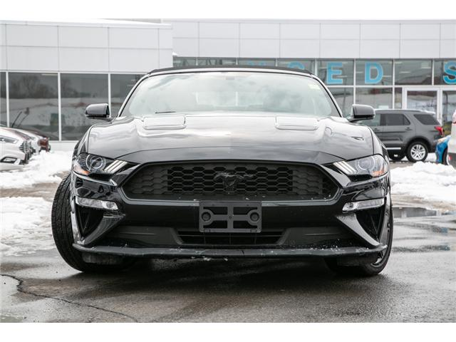 2018 Ford Mustang CONV NAV-AUTO-LEATHER (Stk: 947900) in Ottawa - Image 2 of 30