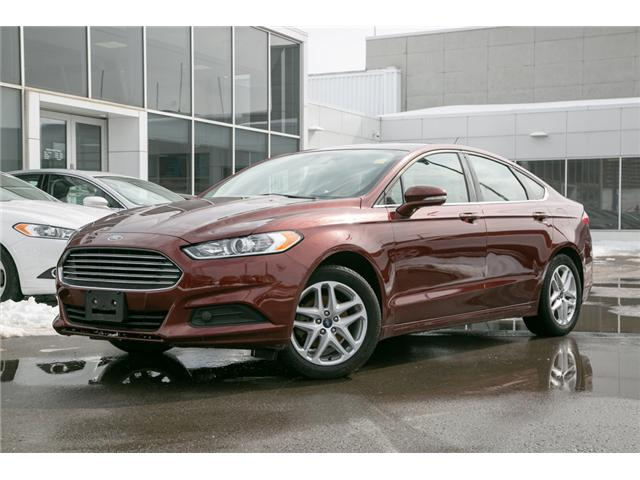 2016 Ford Fusion SE 35,000 KMS-HEATED SEATS-LOADED (Stk: 947441) in Ottawa - Image 1 of 35