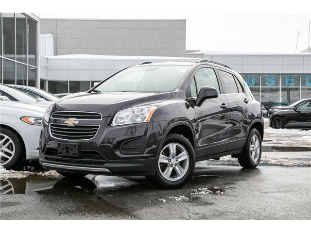 2016 Chevrolet Trax LT 25,000 KMS-AUTO-AWD-AIR (Stk: 947970) in Ottawa - Image 1 of 29