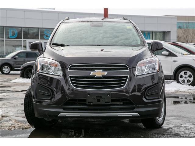 2016 Chevrolet Trax LT 25,000 KMS-AUTO-AWD-AIR (Stk: 947970) in Ottawa - Image 2 of 29