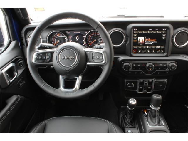 2019 Jeep Wrangler Unlimited Sahara (Stk: W575026) in Courtenay - Image 12 of 30