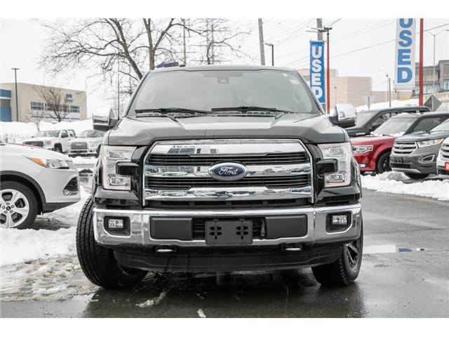 2016 Ford F-150 Lariat 34,000 KMS-LOADED-ONE OWNER (Stk: 947860) in Ottawa - Image 2 of 29