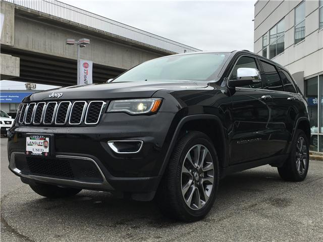 2018 Jeep Grand Cherokee Limited (Stk: LF009760) in Surrey - Image 4 of 26