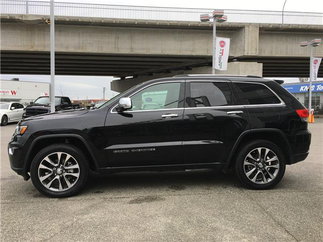 2018 Jeep Grand Cherokee Limited (Stk: LF009760) in Surrey - Image 5 of 26