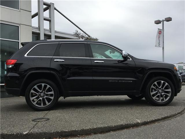 2018 Jeep Grand Cherokee Limited (Stk: LF009760) in Surrey - Image 10 of 26