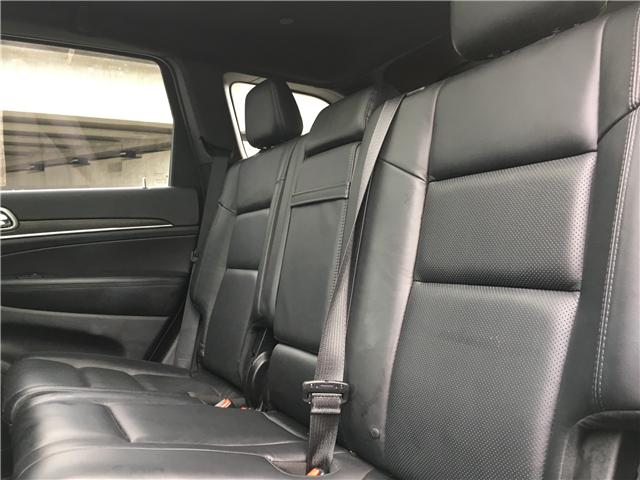2018 Jeep Grand Cherokee Limited (Stk: LF009760) in Surrey - Image 13 of 26