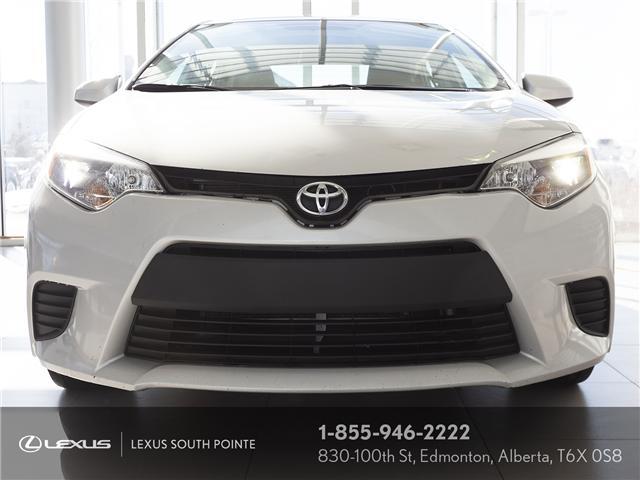 2014 Toyota Corolla LE (Stk: L900229B) in Edmonton - Image 2 of 16