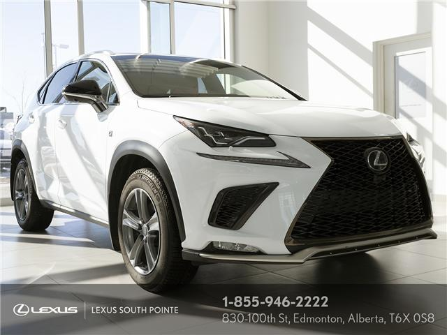 2019 Lexus NX 300 Base (Stk: LUB5903) in Edmonton - Image 1 of 20