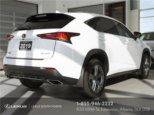 2019 Lexus NX 300 Base (Stk: LUB5903) in Edmonton - Image 4 of 20