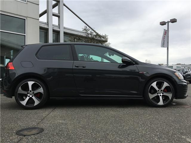 2015 Volkswagen Golf GTI 3-Door Autobahn (Stk: LF009780) in Surrey - Image 11 of 29