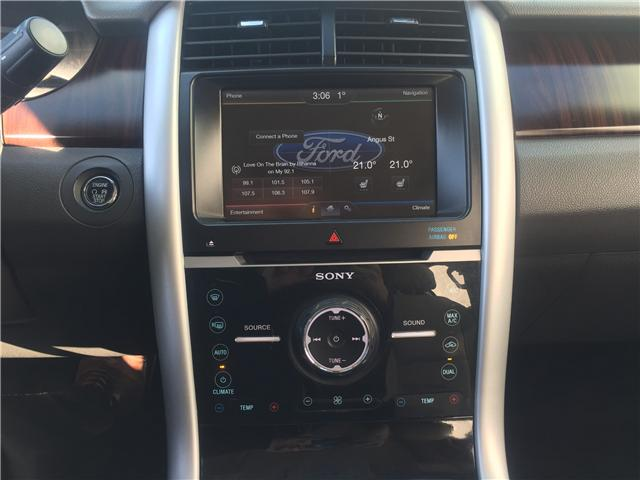 2014 Ford Edge Limited (Stk: D1249) in Regina - Image 17 of 25
