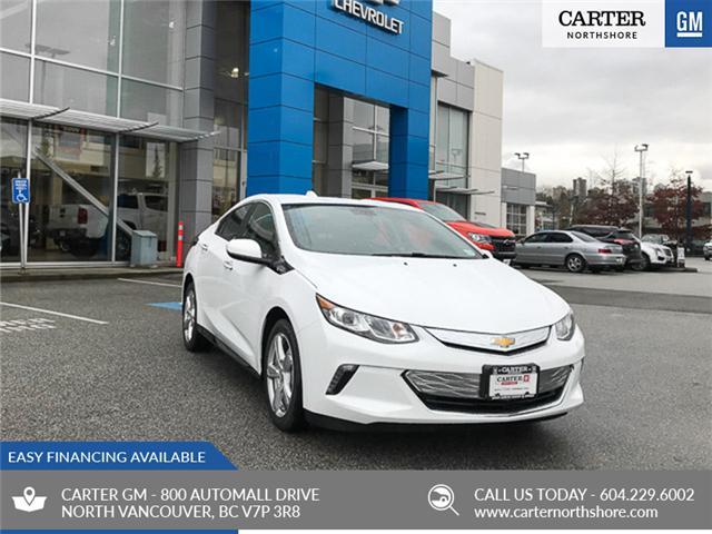 2019 Chevrolet Volt LT (Stk: 9V83040) in North Vancouver - Image 1 of 10