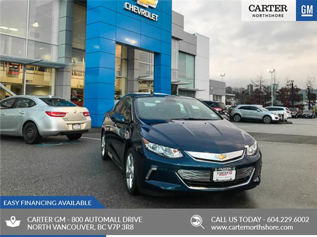 2019 Chevrolet Volt LT (Stk: 9V37300) in North Vancouver - Image 1 of 13