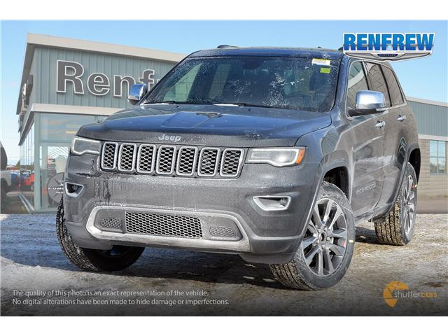 2018 Jeep Grand Cherokee Limited (Stk: J070) in Renfrew - Image 1 of 20