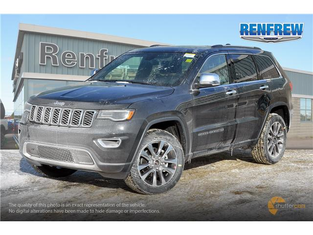 2018 Jeep Grand Cherokee Limited (Stk: J070) in Renfrew - Image 2 of 20