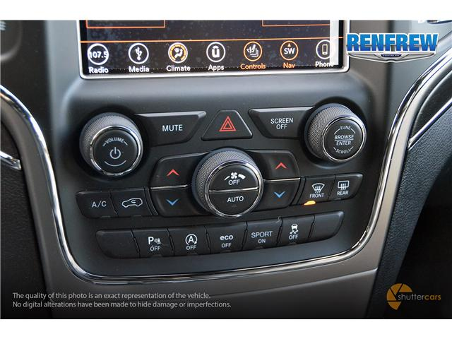 2018 Jeep Grand Cherokee Limited (Stk: J070) in Renfrew - Image 16 of 20