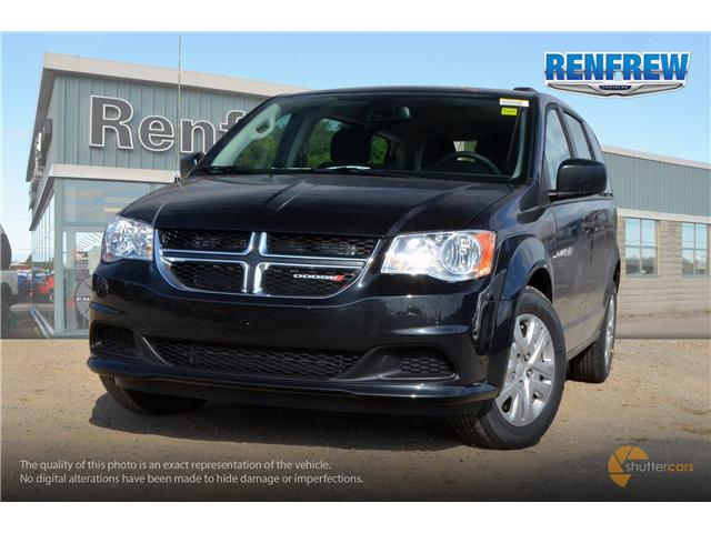 2019 Dodge Grand Caravan CVP/SXT (Stk: K043) in Renfrew - Image 1 of 20