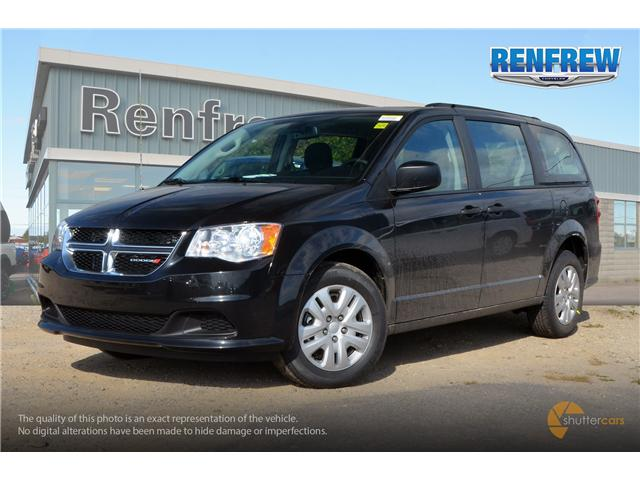 2019 Dodge Grand Caravan CVP/SXT (Stk: K043) in Renfrew - Image 2 of 20