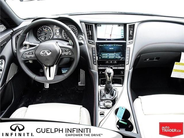 2019 Infiniti Q50 3.0t Red Sport 400 (Stk: I6904) in Guelph - Image 13 of 22
