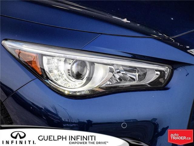 2019 Infiniti Q50 3.0T Sport (Stk: I6910) in Guelph - Image 3 of 22