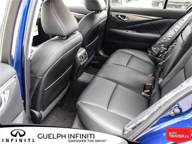 2019 Infiniti Q50 3.0T Sport (Stk: I6910) in Guelph - Image 12 of 22