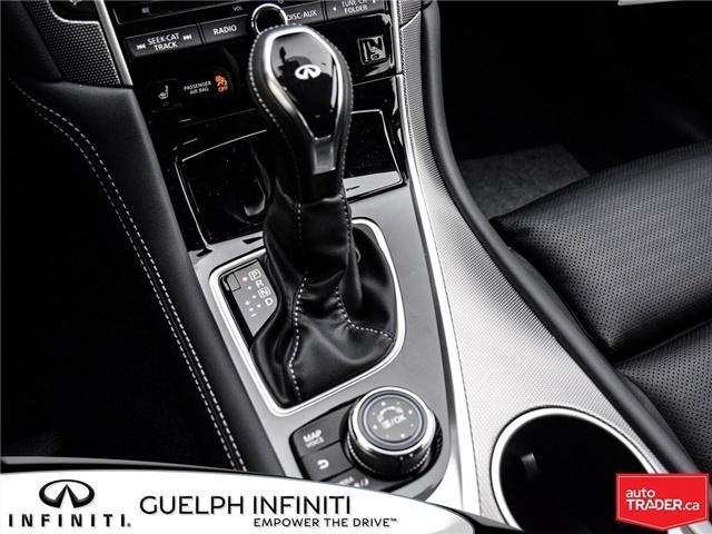 2019 Infiniti Q50 3.0T Sport (Stk: I6910) in Guelph - Image 20 of 22