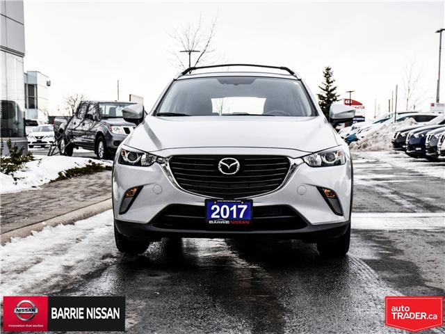 2017 Mazda CX-3 GS (Stk: 19005A) in Barrie - Image 3 of 25
