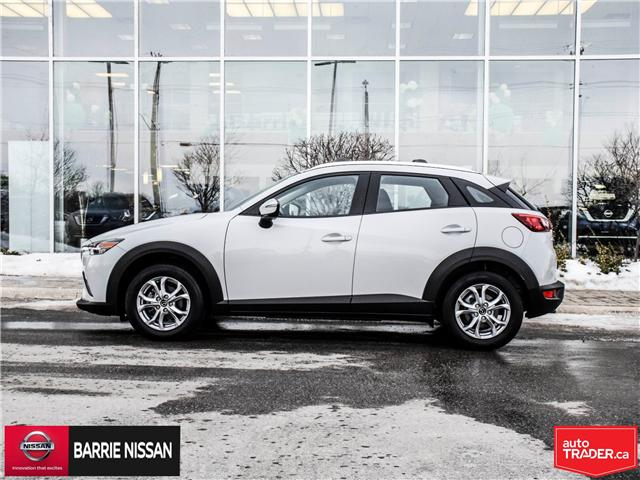 2017 Mazda CX-3 GS (Stk: 19005A) in Barrie - Image 4 of 25