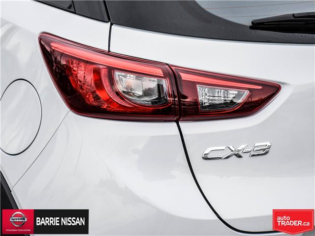 2017 Mazda CX-3 GS (Stk: 19005A) in Barrie - Image 10 of 25