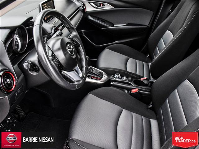 2017 Mazda CX-3 GS (Stk: 19005A) in Barrie - Image 12 of 25