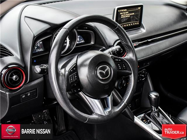 2017 Mazda CX-3 GS (Stk: 19005A) in Barrie - Image 13 of 25