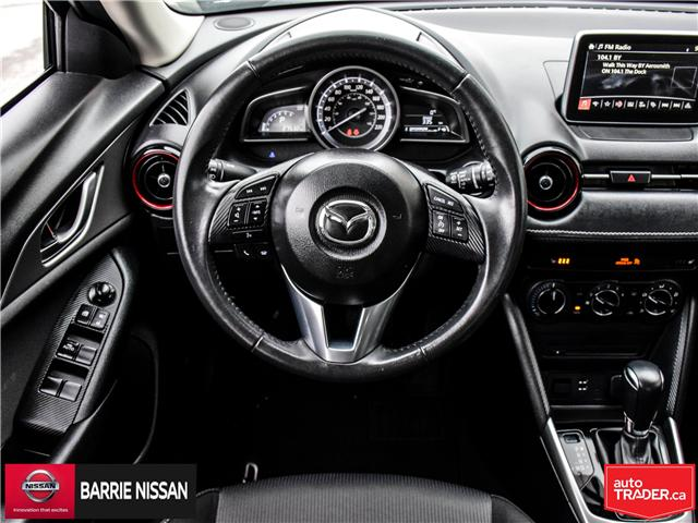 2017 Mazda CX-3 GS (Stk: 19005A) in Barrie - Image 17 of 25