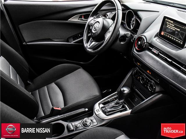 2017 Mazda CX-3 GS (Stk: 19005A) in Barrie - Image 20 of 25