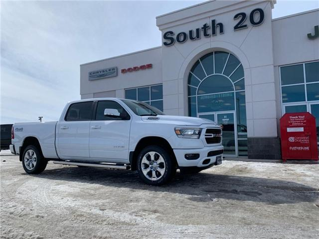 2019 RAM 1500 Big Horn (Stk: 32347) in Humboldt - Image 1 of 28
