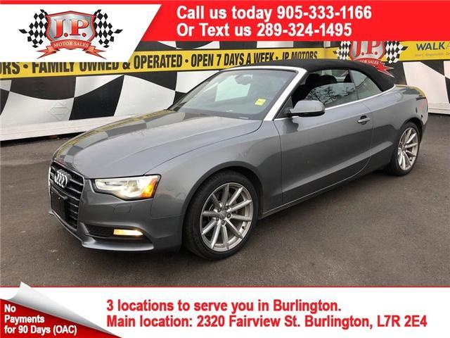 2014 Audi A5  (Stk: 46450) in Burlington - Image 1 of 17