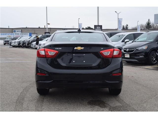 2018 Chevrolet Cruze LT/HTD SEATS/7-INCH SCRN/REAR CAM/CARPLAY&ANDROID (Stk: PR5055) in Milton - Image 5 of 17