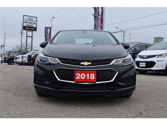 2018 Chevrolet Cruze LT/HTD SEATS/7-INCH SCRN/REAR CAM/CARPLAY&ANDROID (Stk: PR5055) in Milton - Image 9 of 17