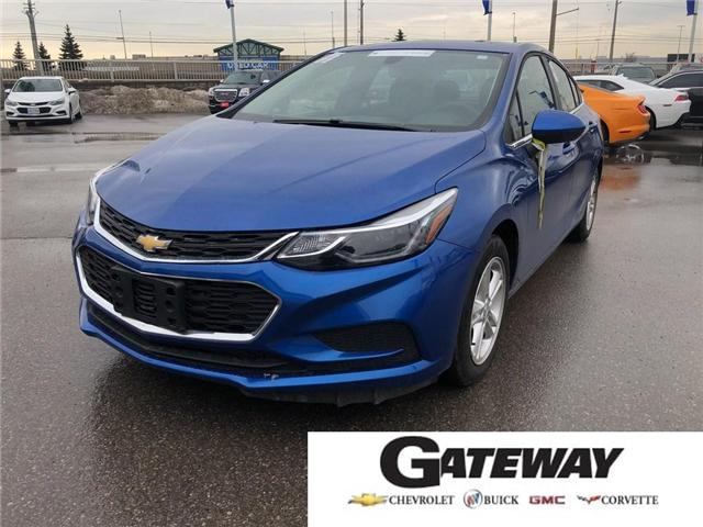 2018 Chevrolet Cruze LT|BOSE|SUNROOF|HTD SEATS| (Stk: PA17937) in BRAMPTON - Image 1 of 17
