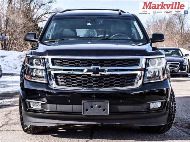 2017 Chevrolet Tahoe LT-LEATHR-NAV-ROOF-DVD-GM CERTIFIED PO-1 OWNER (Stk: 253160A) in Markham - Image 2 of 30