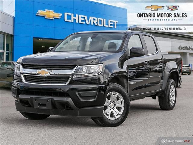 2019 Chevrolet Colorado LT (Stk: 12428A) in Oshawa - Image 1 of 36