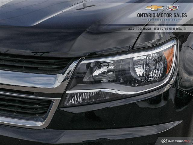 2019 Chevrolet Colorado LT (Stk: 12428A) in Oshawa - Image 14 of 37